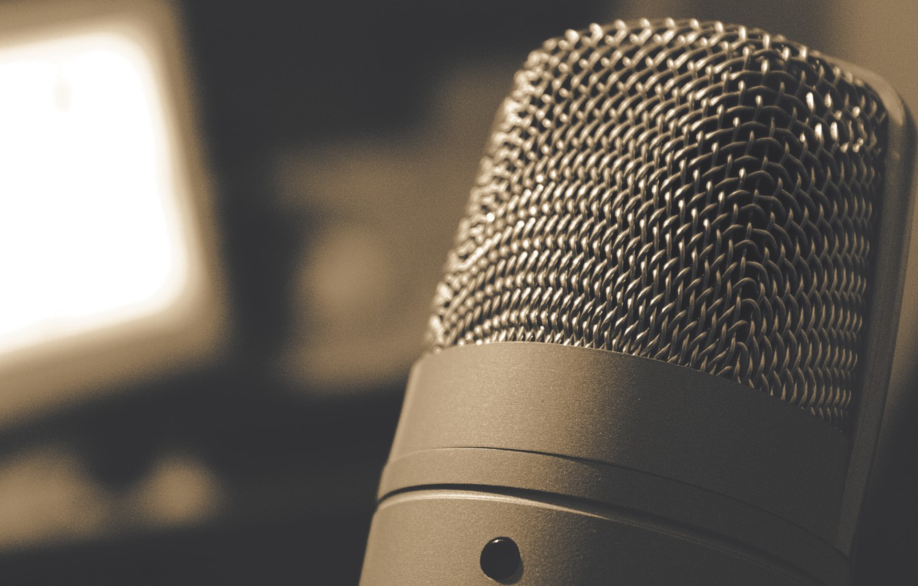 Photo wallpaper macro, music, Wallpaper, blur, music, wallpaper, microphone, macro, microphone, micro, Wallpaper on RBCI table