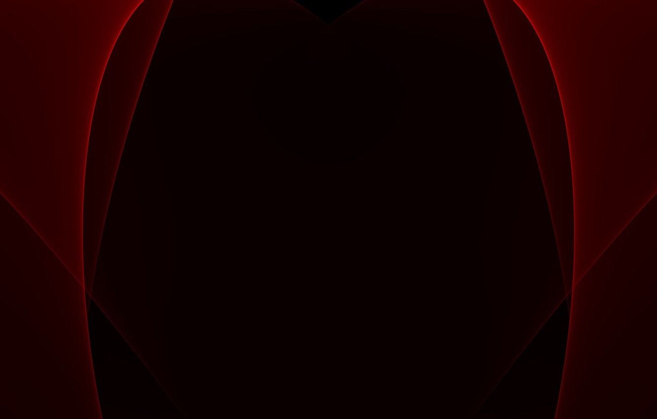 Photo wallpaper line, darkness, background, the darkness, new red