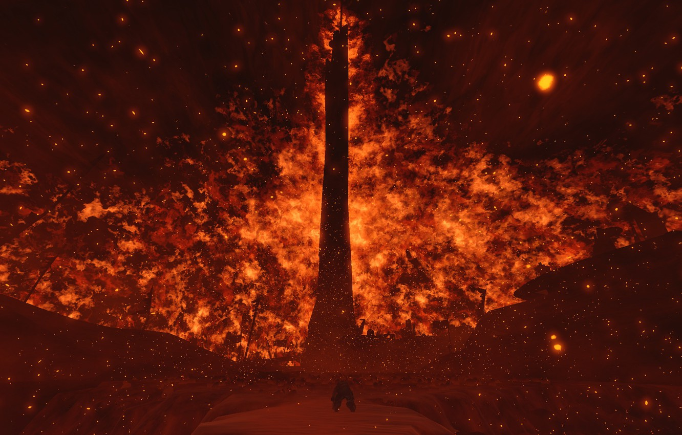 Wallpaper Fire Tower Spec Ops The Line Welcome To Hell Images