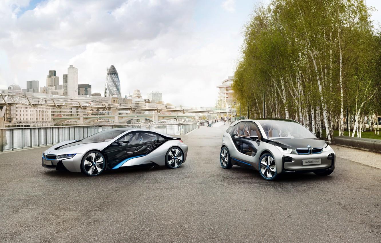 Photo wallpaper BMW, Series, New2015