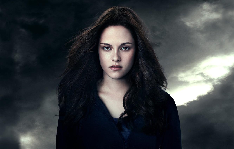 Photo wallpaper 2008, Girl, Fantasy, Clouds, Sky, 2012, 2010, Kristen Stewart, Beautiful, Art, 2011, Eclipse, 2009, The, …