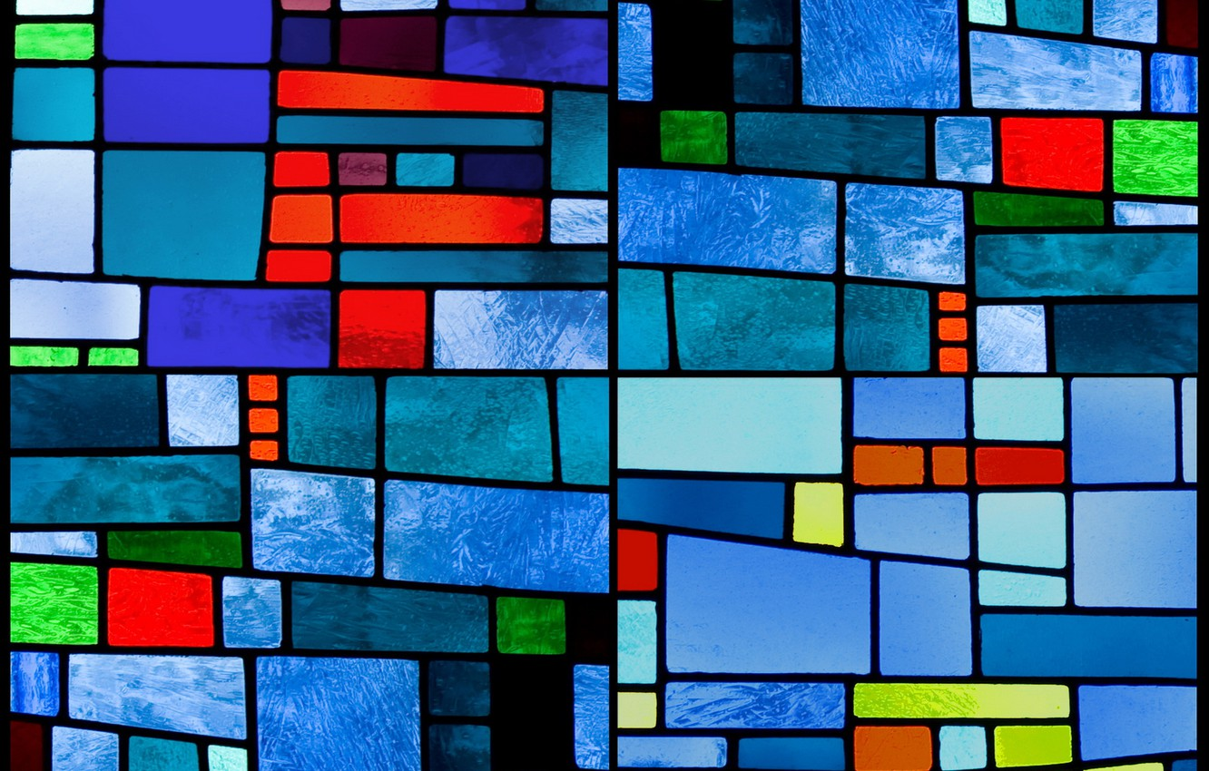 Wallpaper Glass Background Colors Texture Colorful
