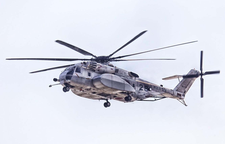 Обои sea dragon, Sikorsky mh-53e, «си дрэгон». Авиация foto 7