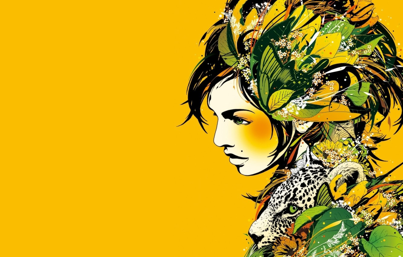 Wallpaper Girl Cover Kaleidoscope Nujabes Images For