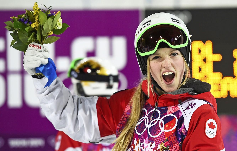 Photo wallpaper Girl, Sport, Girl, Russia, Russia, Women, Sport, The XXII Olympic winter games, 2014 winter Olympics, …