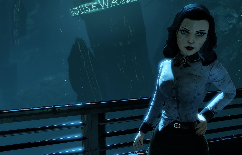 bioshock infinite burial at sea bioshock video games cityscape
