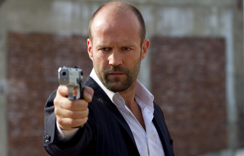 Photo wallpaper actor, Jason Statham, Jason Statham, Defender, Safe