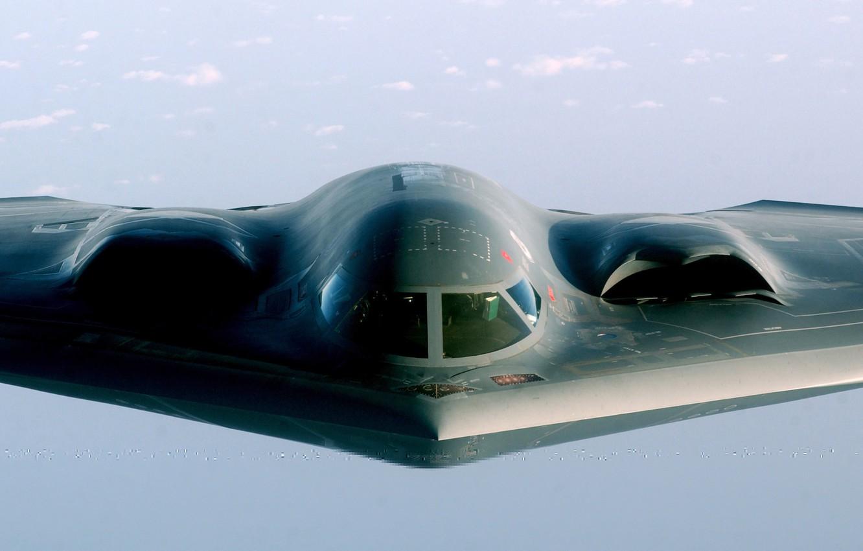 Обои bomber, b-2 spirit. Авиация foto 17