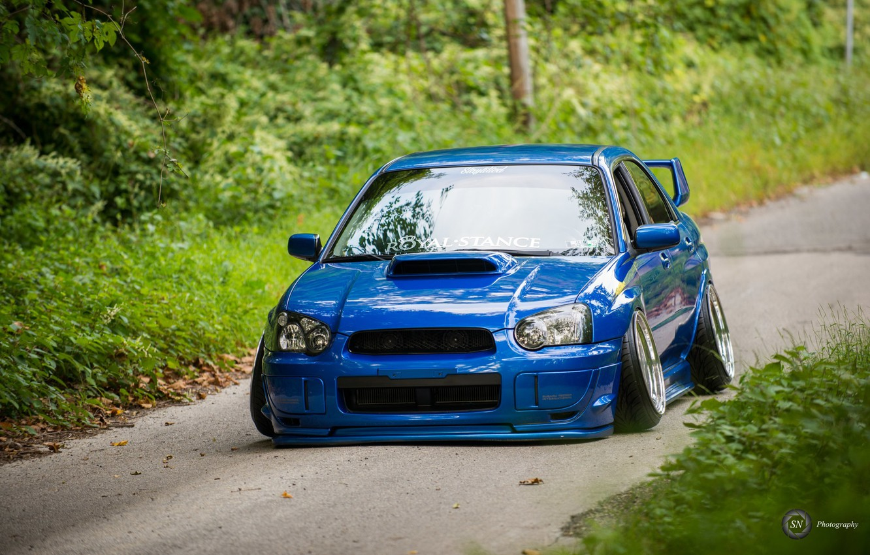 Cars Tuning Subaru Impreza Wrx Jdm Wallpaper: Wallpaper Turbo, Subaru, Japan, Blue, Wrx, Impreza, Jdm