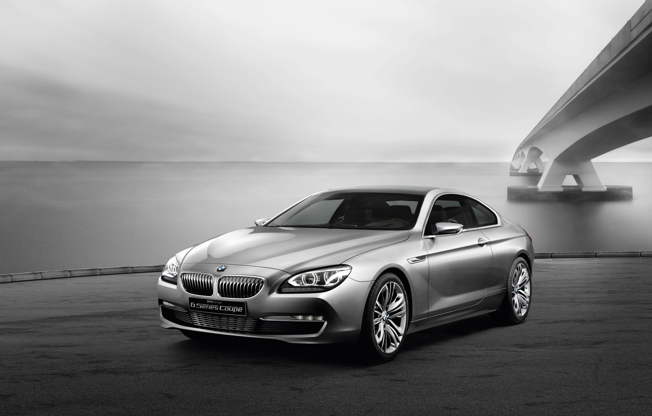 Photo wallpaper Concept, BMW, coupe, BMW, the concept, Coupe, F13, 6-Series