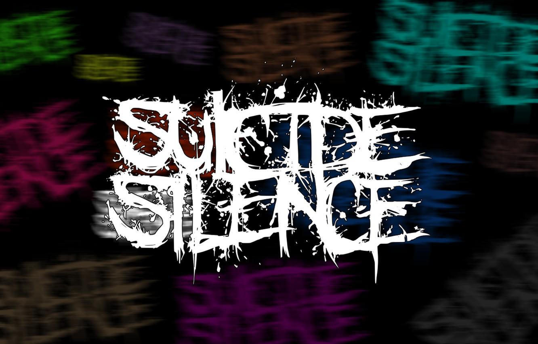 Photo wallpaper rock deathcore deathcore suicide silence