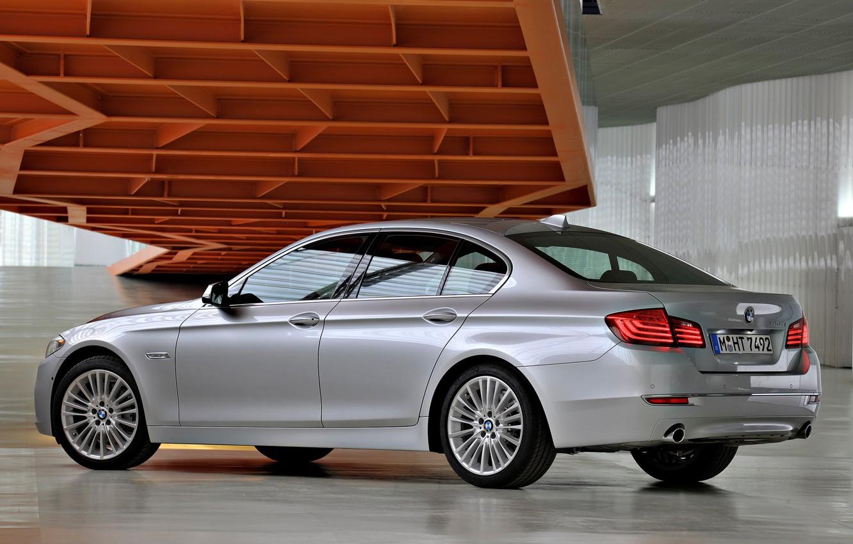 Photo wallpaper auto, Wallpaper, BMW, car, sedan, Sedan, 535i, Luxury Line