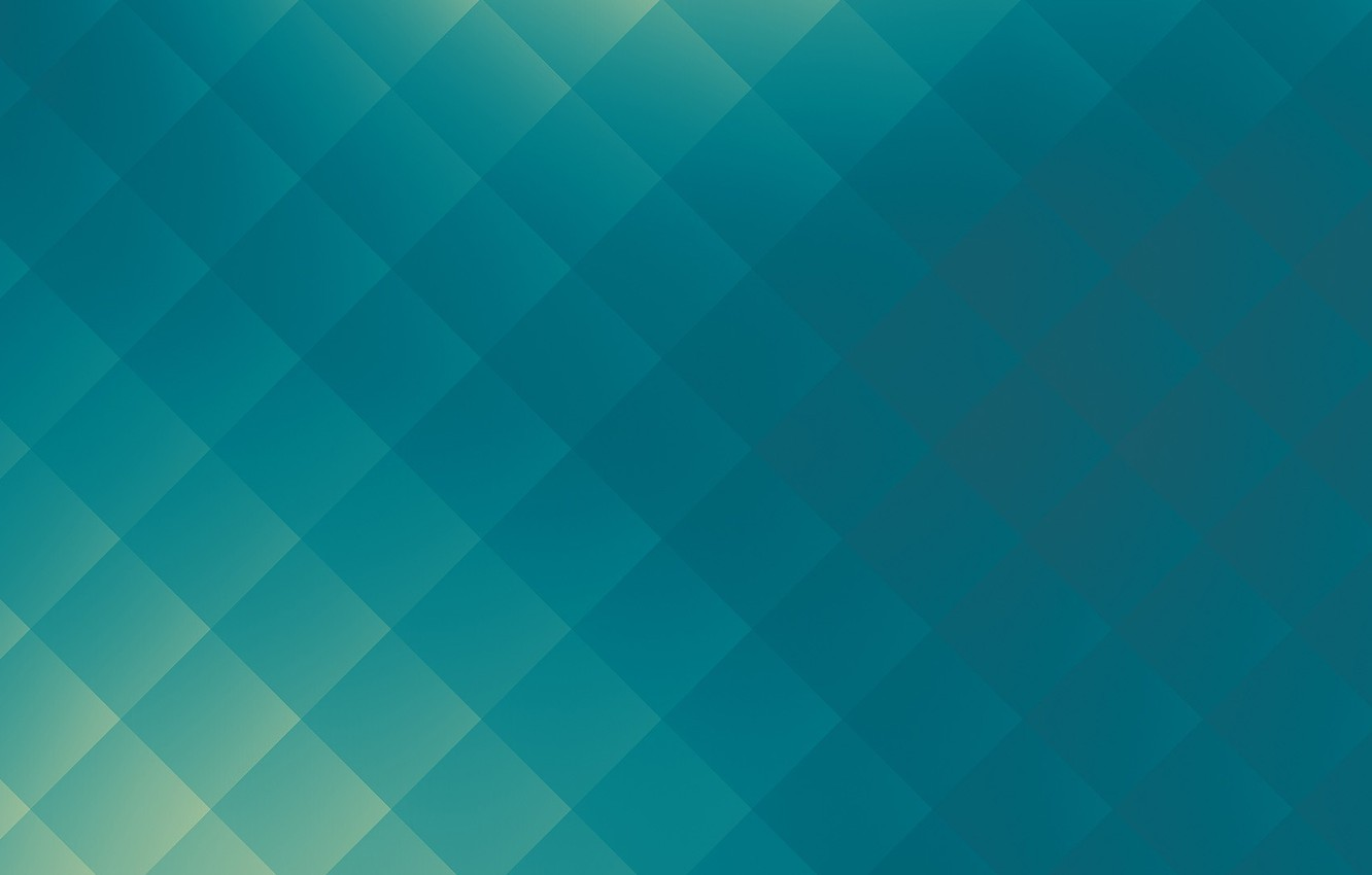 Wallpaper Background Blue Texture Squares Gradient