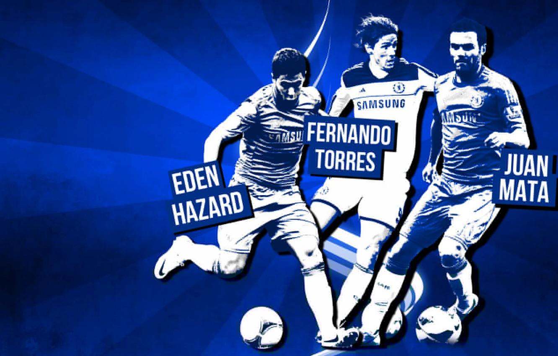 Wallpaper Blues Fernando Torres Chelsea Fc Fc Chelsea