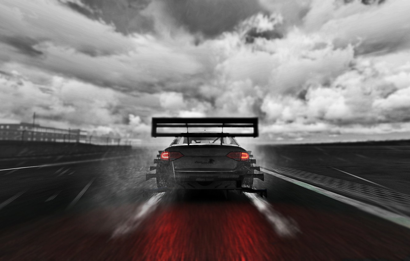 Photo wallpaper Audi, AUDI, Project CARS, project Kars