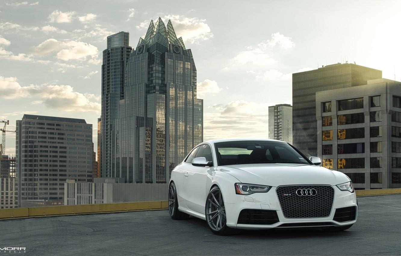 Photo wallpaper Audi, RS5, VS54