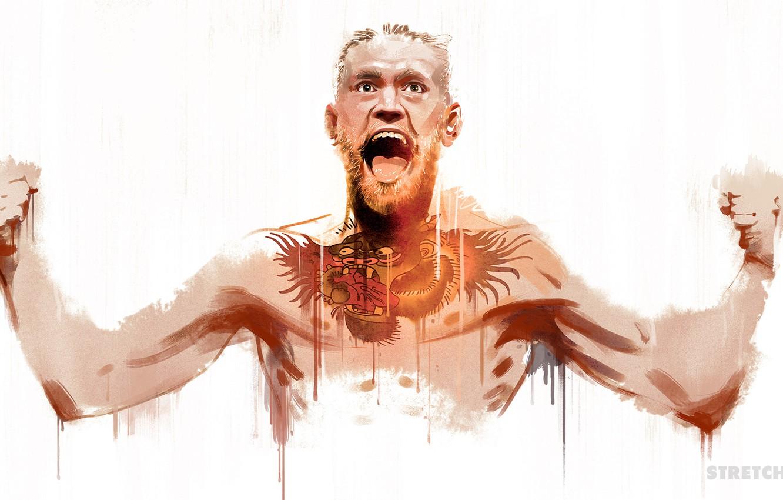 Photo wallpaper UFC, Conor McGregor, Conor McGregor