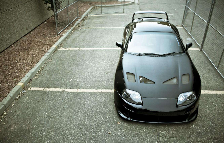 Photo wallpaper cars, auto, Supra, Tuning, Tuning cars, Wallpaper HD, сars walls, Toyota supra