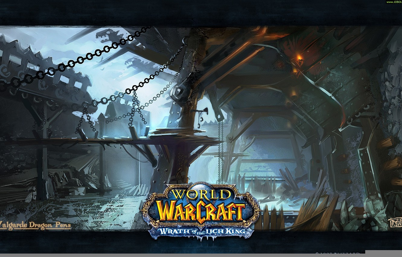 Wallpaper Wow World Of Warcraft Wrath Of The Lich King Images