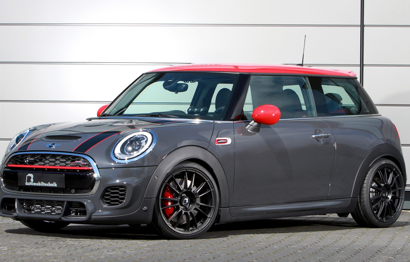 Photo wallpaper Cooper, mini, Cooper, MINI, F56, B&B