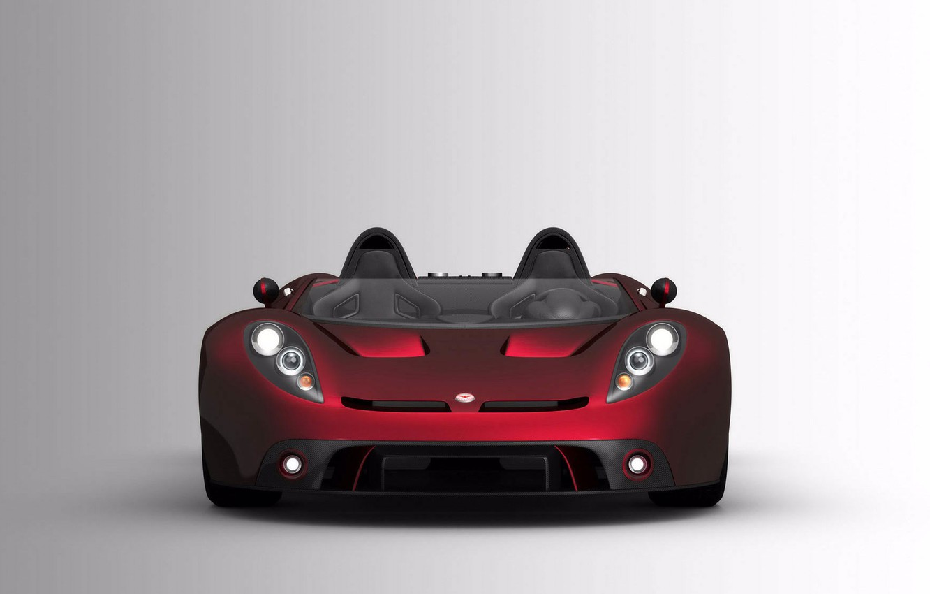 Photo wallpaper front view, Italian brand, Bizzarrini p538, Barchetta, Barchetta, Bizzarrini