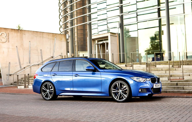 Photo wallpaper BMW, BMW, Sport, universal, Touring, F31, 2015