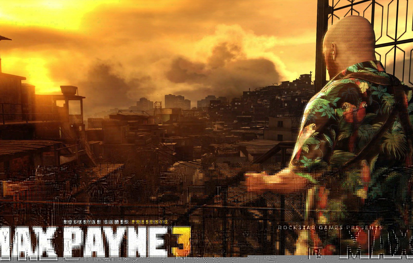 desktop max payne 3 wallpaper