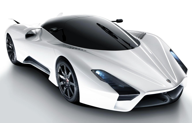 Photo wallpaper car, aero, Wallpaper, car, white, supercar, white, car, shelby, super, cars, 2011, Shelby, wallpapers, super, …