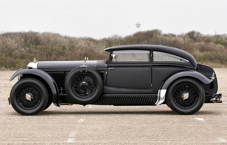 Photo wallpaper Bentley, 1931, 1930, Speed 6, Bentley Speed Six, Speed Six, Blue Train, Blue Train Bentleys, …