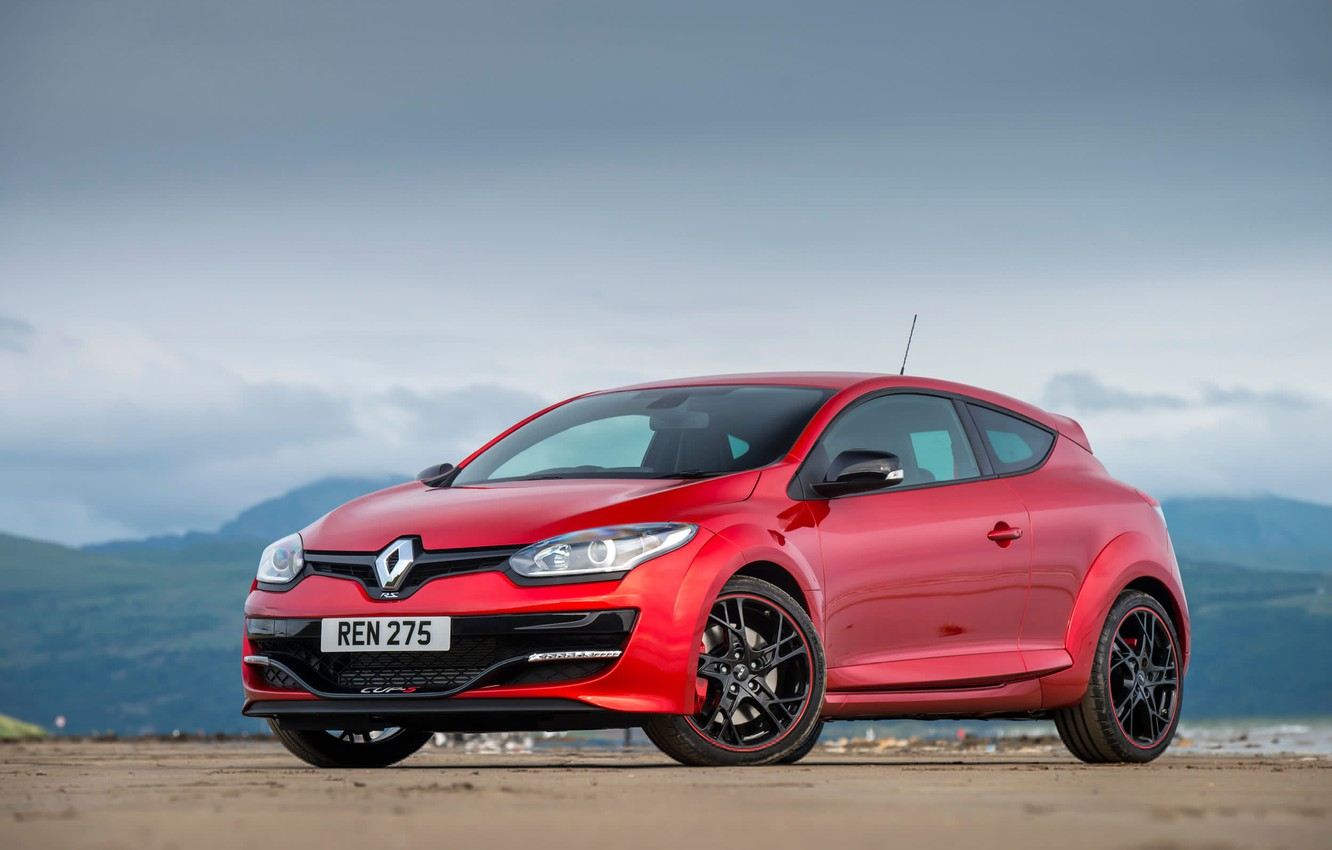Photo wallpaper Renault, Megane, 275, 2015, Cup-S