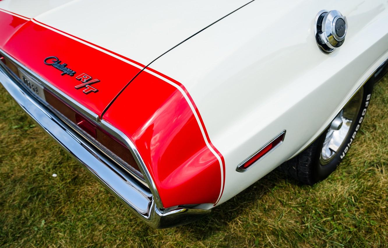 Photo wallpaper Dodge, Challenger, muscle car, 1970