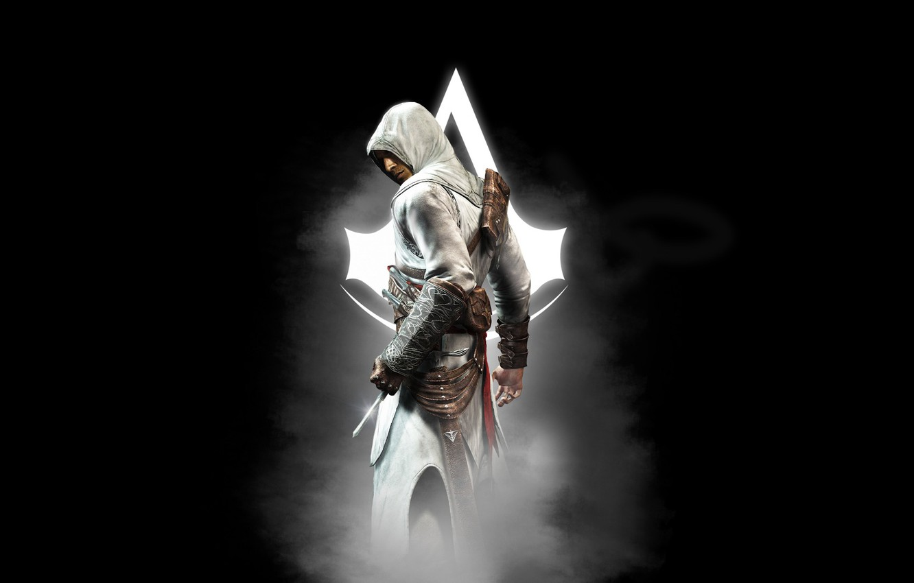Wallpaper Assassins Creed Altair Altair Ibn La Ahad