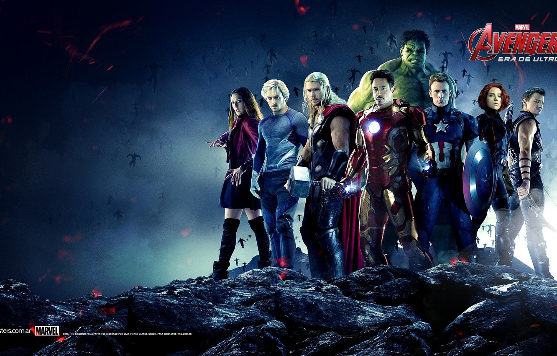 Wallpaper Fiction Poster 2015 Avengers Age Of Ultron Avengers