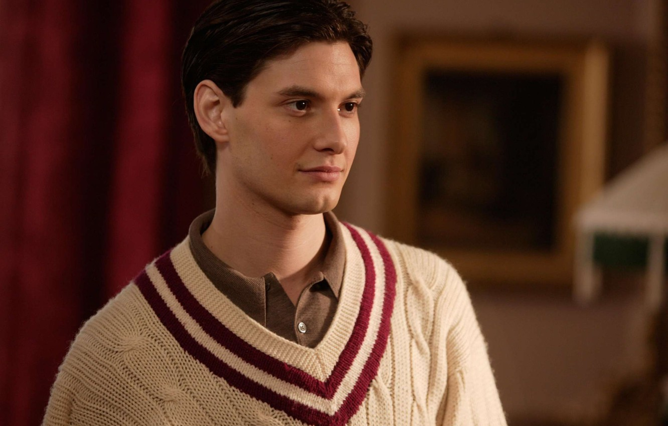 Wallpaper Look Shirt Sweater Ben Barnes Ben Barnes Easy