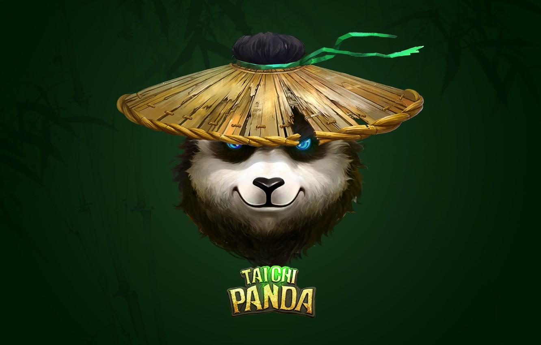 Photo wallpaper Fighting Panda, Taichi Panda, Snail Games