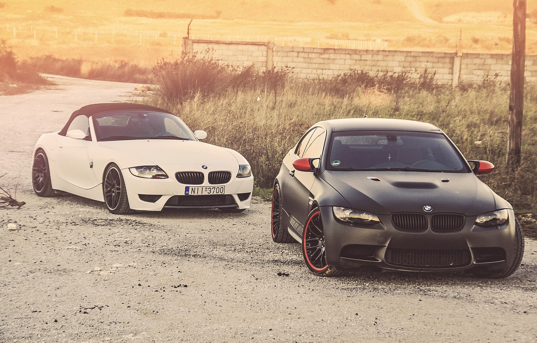 Photo wallpaper car, BMW, tuning, bmw m3