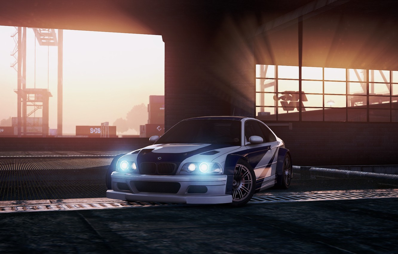 Wallpaper Cars Nfs Most Wanted 2012 Van Bmw M3 Gtr E46 Images For Desktop Section Igry Download