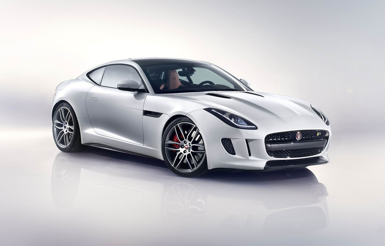 Photo wallpaper Jaguar, Coupe, FTypeR