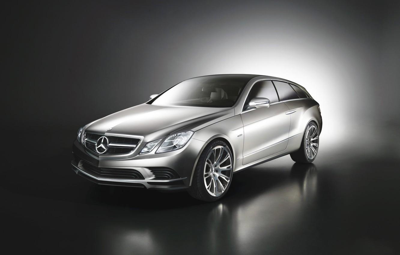 Photo wallpaper Mercedes-Benz, the concept, Fascination