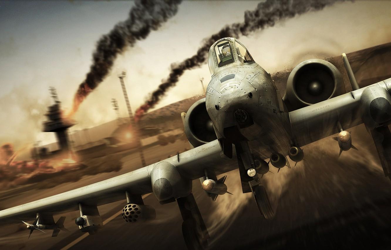 Обои A-10, Hawx, jet. Авиация foto 8