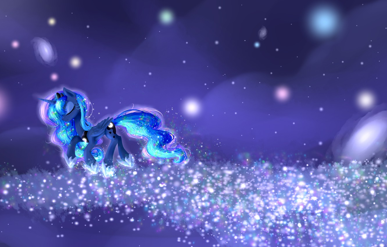 Wallpaper Luna My Little Pony Pony Mlp Princess Luna Images For Desktop Section Filmy Download