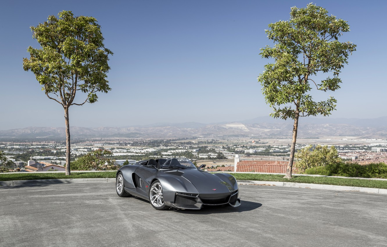 Photo wallpaper supercar, Beast, 2015, Rezvani Motors