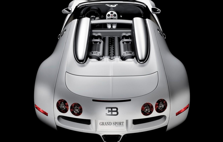 Photo wallpaper Bugatti, Veyron, supercar