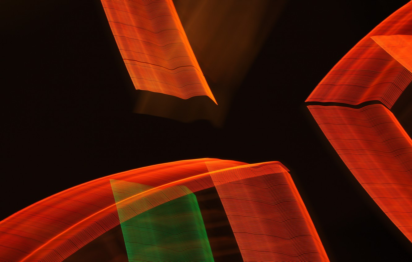 Photo wallpaper abstraction, background, color, form