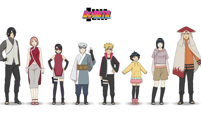 Wallpaper Game Naruto Anime Ninja Hero Asian Manga Hokage