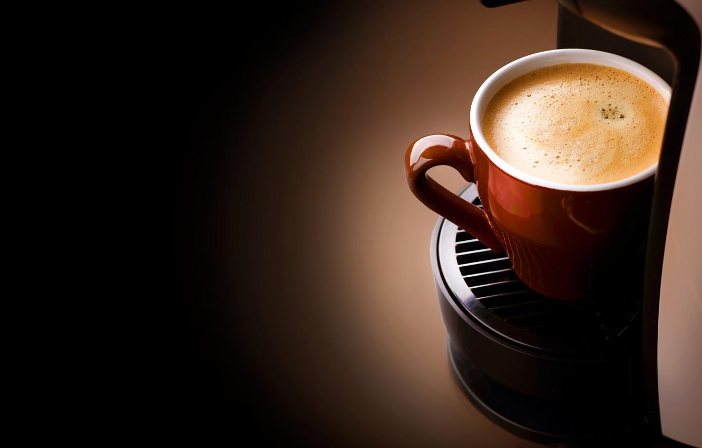Photo wallpaper foam, water, glass, coffee, mug, Cup, drink, drinks, widescreen Wallpaper, foam, the Wallpapers, hd Wallpapers, …