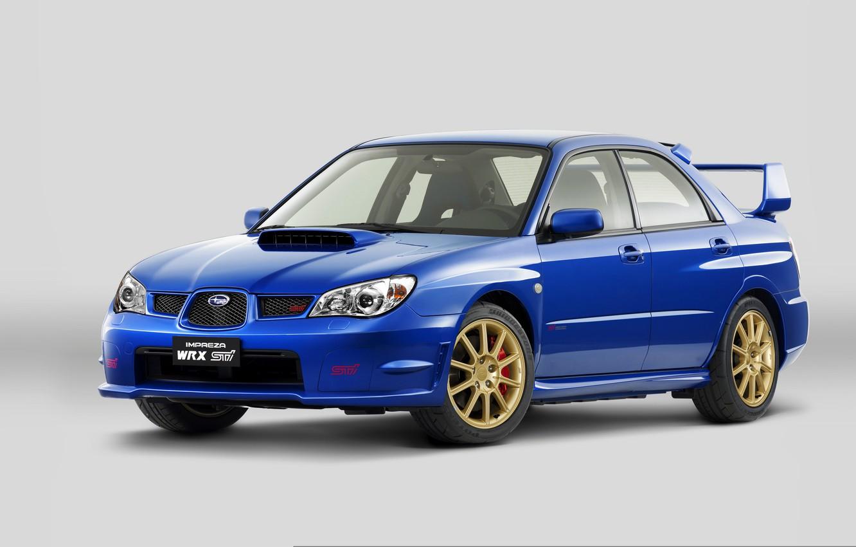 Photo wallpaper background, Subaru, Impreza, WRX, Subaru, Impreza