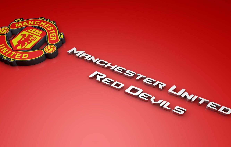Wallpaper Wallpaper Sport Logo Football Manchester United Images For Desktop Section Sport Download