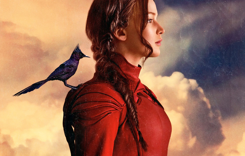 Wallpaper Jennifer Lawrence Katniss Everdeen The hunger games