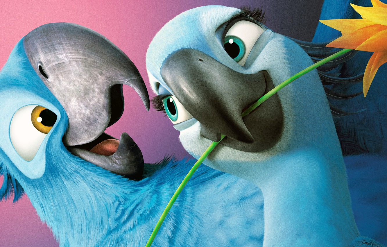 Rio 2 Family Wallpapers